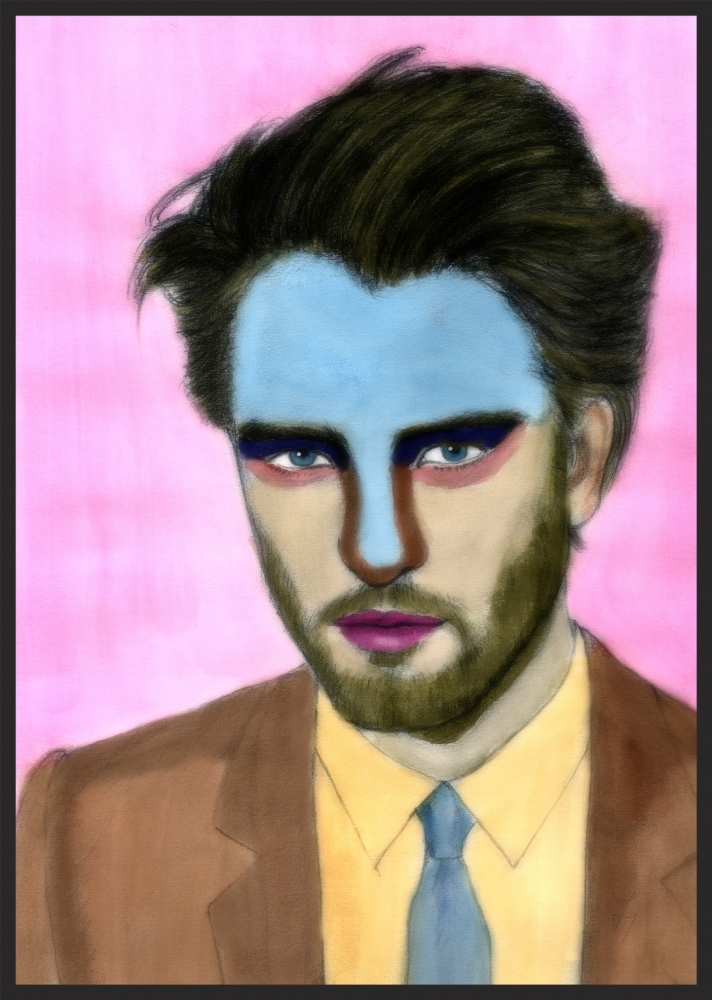 Robert Pattinson by irigoyen